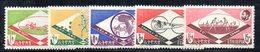 ETP102 - ETIOPIA 1962 ,  Yvert  N 380/384    ***  SPORT - Ethiopia