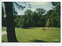 Nantes : Le Parc De Procé (cp Vierge N°44/109/347 La Cigogne)animée Enfant Landau - Nantes