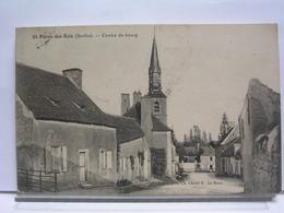 72 - SAINT PIERRE DES BOIS - CENTRE DU BOURG - France