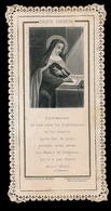 HEILIG PRENTJE IMAGE PIEUSE - SAINTE THERESE - BOUMARD 1526 - 2 AFBEELDINGEN - Images Religieuses