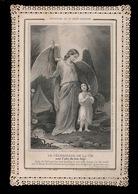HEILIG PRENTJE IMAGE PIEUSE - CH.LETAILLE 494 - 2 AFBEELDINGEN - Images Religieuses