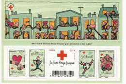 2012- Au Profit De La Croix-Rouge - Neufs