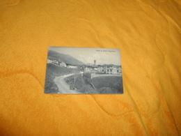 CARTE POSTALE ANCIENNE CIRCULEE DE 1934. / SALUTI DA PARRE SUPERIORE. / CACHETS + TIMBRE - Italia