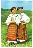 HRVATSKA - Narodna Nosnja Iz Baranje - National Costume From Baranja - Costume National De La Baranja Croatie - Croatie