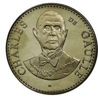 France, Médaille, Vème République, Charles De Gaulle, FDC, Copper-nickel - France
