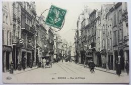 RUE DE L'ÉTAPE - REIMS - Reims