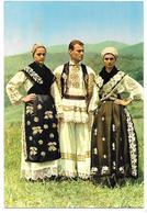 HRVATSKA - Narodna Nosnja Iz Okolice Vinkovaca - National Costume From The Vinkovci District - Croatie