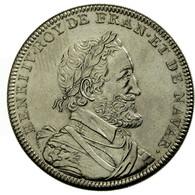 France, Médaille, Les Rois De France, Henri IV, FDC, Copper-nickel - France