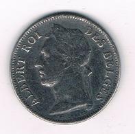 50 CENTIMES 1927 BELGISCH CONGO /8633/ - Congo (Belge) & Ruanda-Urundi