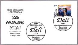 100 Años De SALVADOR DALI - 100 Years. Barcelona 2004 - Arte
