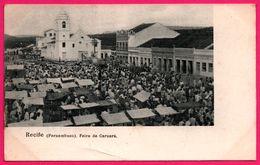 Brésil - Recife - Pernambuco - Feira De Caruaru - Marché - Foire - Animée - Recife