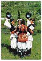 HRVATSKA - Narodni Ples Iz Okolice Zagreba - Folk Dance From The Surroundings Of Zagreb - Croatie