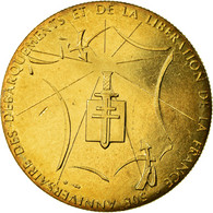 France, Médaille, 50ème Anniversaire Des Débarquements, Ministère De La - France