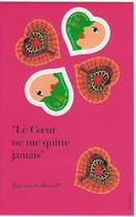 2000-Saint-Valentin. Coeurs 2000 - Neufs