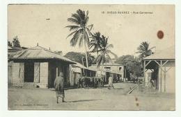 DIEGO SUAREZ Rue Caedenau - Madagascar
