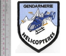 France Police Gendarmerie SAG Toulouse Helicopteres French National Police Helicopter Unit - Police & Gendarmerie