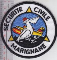 Air Attack France Water Bombers Base Marignane Mid 1970's Pompiers Du Ciel Base Bombardiers D'eau De Marignane - Firemen