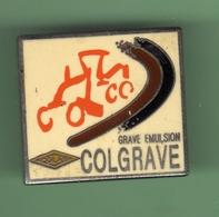 COLAS *** COLGRAVE *** 0098 - Badges