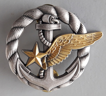 Insigne  Marine AERO Personnel Naviguant Aéronautique - Marine