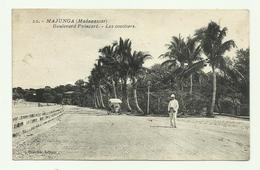 MAJUNGA Boulevard Poincaré Les Cocotiers - Madagascar