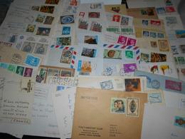 Europe , Lot De 50 Lettres, Cartes - Altri - Europa