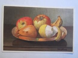 Tableau Fruit Illustrateur - Cartes Postales