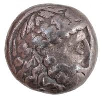 Keleti Kelták Kr. E. ~II-I. Század Ag Tetradrachma, II. Philipposz Pénzeinek Imitációja (13,36g) T:2,2- Eastern Celtic T - Monnaies & Billets
