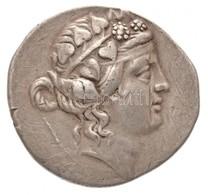Thrákia / Thaszosz Kr. E. ~148-90. Ag Tetradrachma (16,6g) T:2,2- K. Thrace / Thasos ~148-90. BC Ag Tetradrachm 'ERAKLEU - Monnaies & Billets