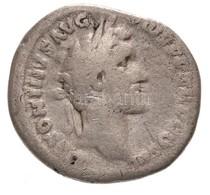 Római Birodalom / Róma / Antoninus Pius 140-143. Denár Ag (3,1g) T:3 Roman Empire / Rome / Antoninus Pius 140-143. Denar - Monnaies & Billets