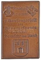 Német Harmadik Birodalom / Haag Am Hausruck 1938. '1. Bausängerfest Des Hausruckbaues Nach Der Heimkehr Ins Reich (1. Ép - Monnaies & Billets