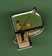 PECHEUR *** 0098 - Badges