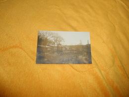 CARTE POSTALE PHOTO ANCIENNE NON CIRCULEE DATE ?... / AUG. LICHIUS WAHN RHLD..LIEU ?... - Cartes Postales