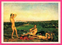 27 Cp - Tableaux - Russie - Paysans - Femme - Nature - Paysage - Peinture - Chasse - Peintre - * Toutes Scannées * - Peintures & Tableaux