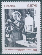 France, Marie Curie, Polish-French Physicist And Chemist, Nobel Prize, 2011, MNH VF - Unused Stamps