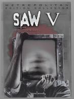 Saw V Collector Dvd - Horreur