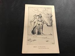 27 - ZISLIN Le Fleau De Dieu (Salon Des Humoristes 1916) - Weltkrieg 1914-18