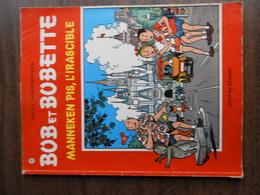 Bob Et Bobette : Manneken-Pis, L'irascible (n°180) - Autres Auteurs