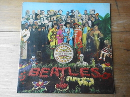 """Vinyle """"Beatles"""" """"St Peppers Club Band"""" 1967 - Collectors"""