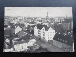 AK MITAU Jelgava Ca.1916 //  D*35585 - Lettonie