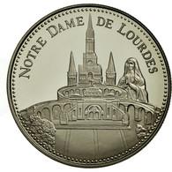 France, Médaille, Notre Dame De Lourdes, FDC, Copper-nickel - France