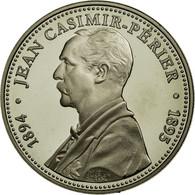 France, Médaille, Les Présidents De La République, Jean Casimir-Périer, FDC - France