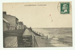 COUTAINVILLE A Marée Haute - France