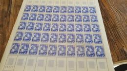 LOT 430197 TIMBRE DE FRANCE NEUF** LUXE N°1700 FEUILLE - Ganze Bögen