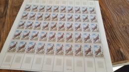LOT 430205 TIMBRE DE FRANCE NEUF** LUXE N°1675 FEUILLE - Feuilles Complètes