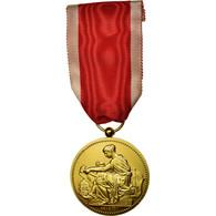 France, Société Industrielle De Rouen, Médaille, Non Circulé, Chabaud - Army & War