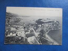 CPA PRINCIPAUTE DE MONACO VUE GENERALE - Monaco