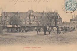 SAINT-QUENTIN: La Gare Du Nord - Saint Quentin