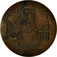 France, Médaille, Département De La Seine, Sceaux, Paris, Saint Denis, 1952 - France