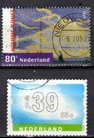 NL+ Niederlande 2001 Mi 1885 1900 Jugendstil, Himmel - Gebruikt