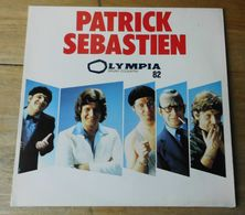 "Vinyle ""Patrick Sebastien"" ""Olympia 82"" - Humor, Cabaret"